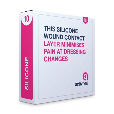 Silicone Foam & Silicone Wound Contact Layer